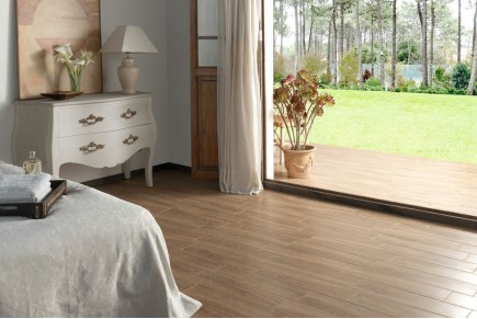 Wood effect porcelain stoneware - Bamboo