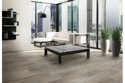 Wood effect floor tiles - Hazel