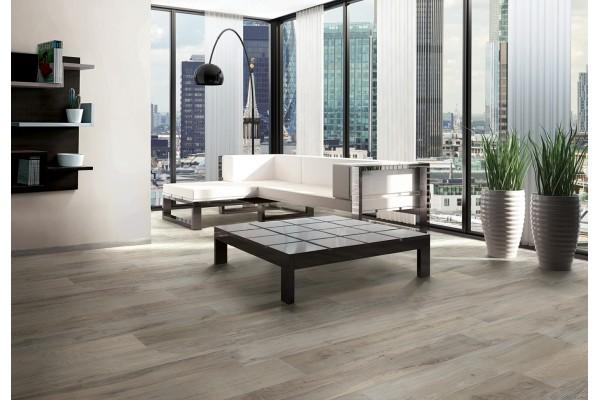 Wood effect floor tiles - Hazel