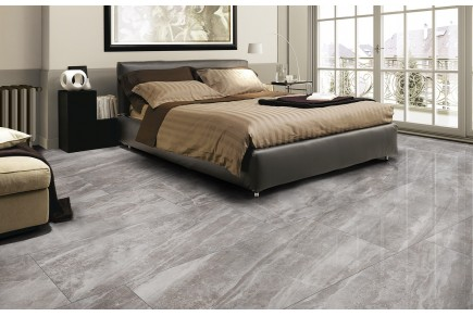 Marble effect tiles - Grigio