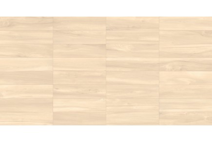 Wood effect floor tiles almond