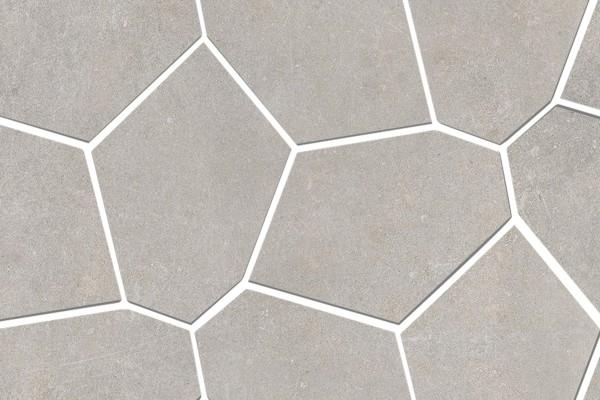 Wandfliesen Geometrisch Beton Sand