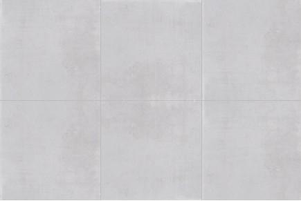 Grès cérame concret gris clair