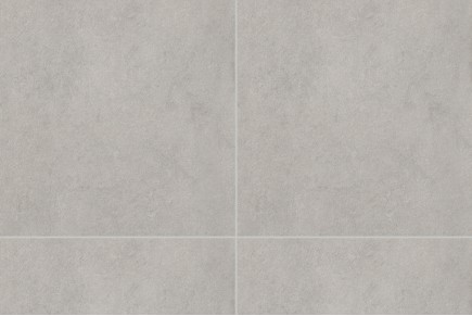 Concrete effect floor tiles - Grey