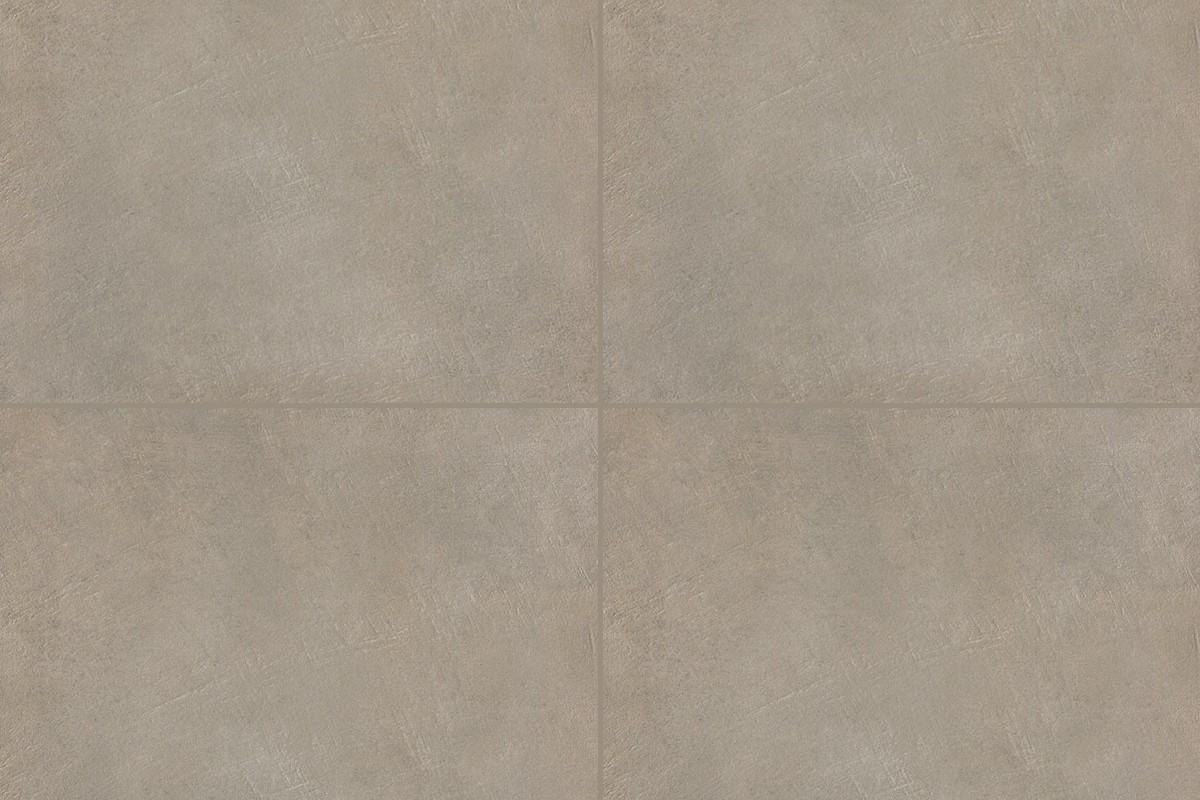 Carrelage Gres Cerame Imitation Ciment gres cérame effet ciment gris tourterelle - ne 7000 60x120 nat