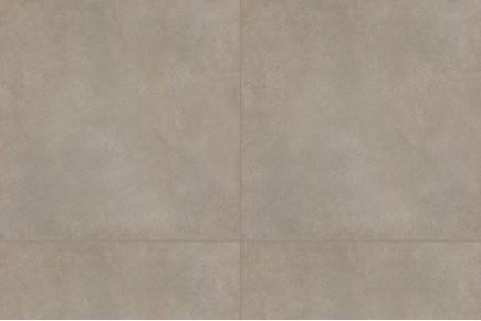 Gres porcellanato effetto cemento tortora