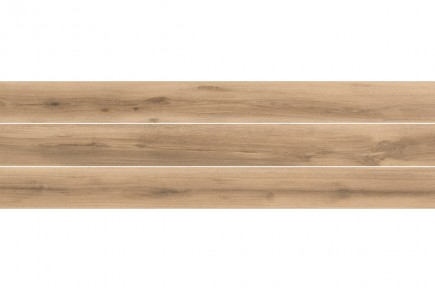 Wood effect floor tiles - sand