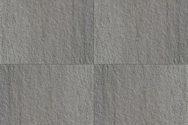 Steineffekt Fliesen - Grau