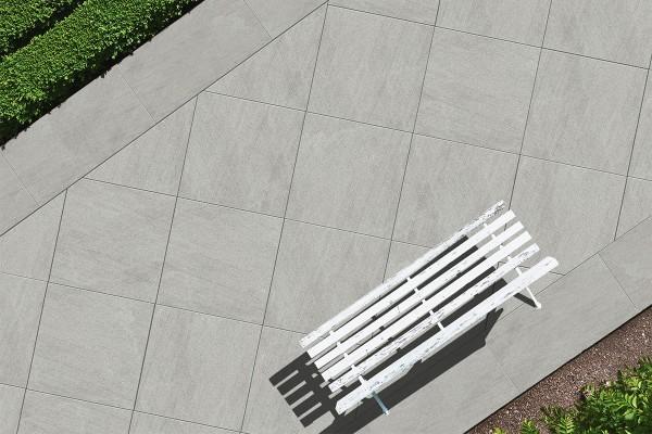 Gres effetto tecnico basaltina grey