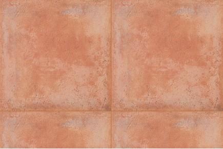 Rustikaleffekt Feinsteinzeug - Orange