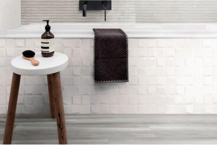 Décorum 'Cube' White