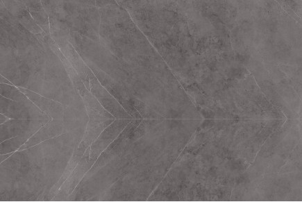 Glossy grey marble