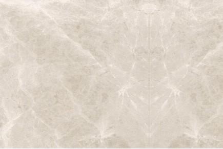Glänzender beige marmor