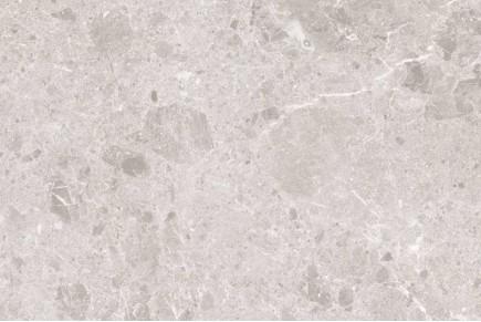 Matt white marble