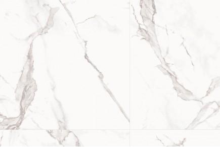 Glossy statuary marble