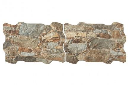 Ocra wall