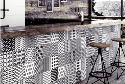 Decor contemporary wall tiles