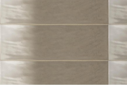 Taupe wall tiles