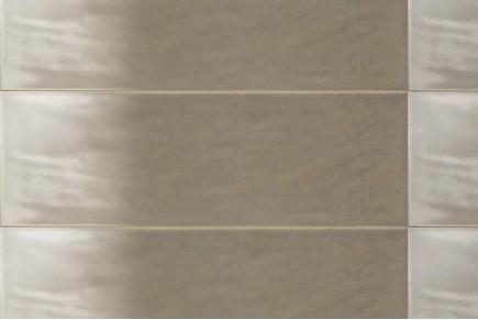 Taupe wall tiles