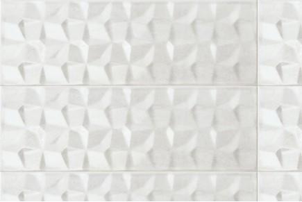 Decoro 'Diamond' white