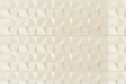 Decor diamond beige wall tiles