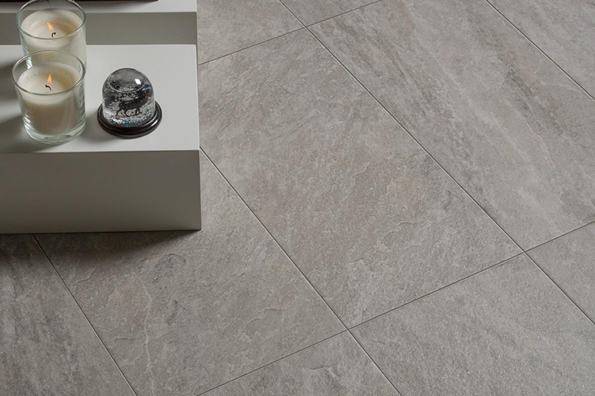 Carrelage Gres Cerame Imitation Ciment gres cérame effet pierre ciment - scs 4003 30x60 ret