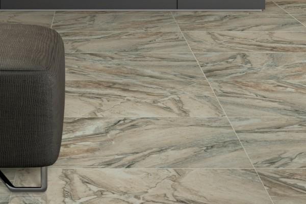 Carrelage imitation marbre - Crystal granite 80x80 Ceramiche Fenice