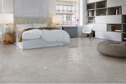 Grey marble