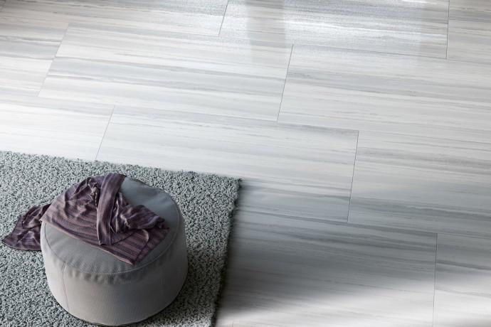 Hypnotische marmor Weiß