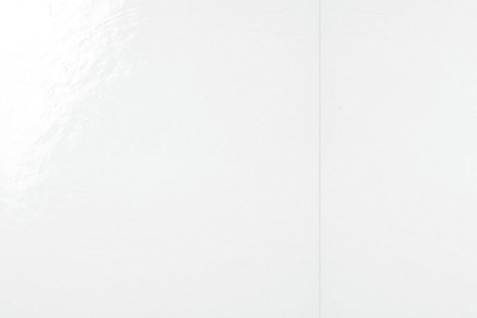 Retrò white plain tile