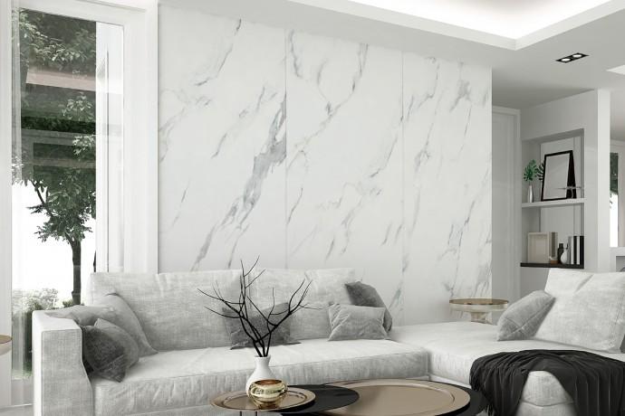 Calacatta marbre brillant