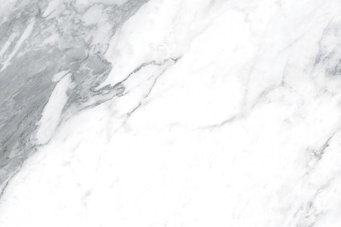 Marmor im Matt Arabescato-Stil mit grauen Maserung