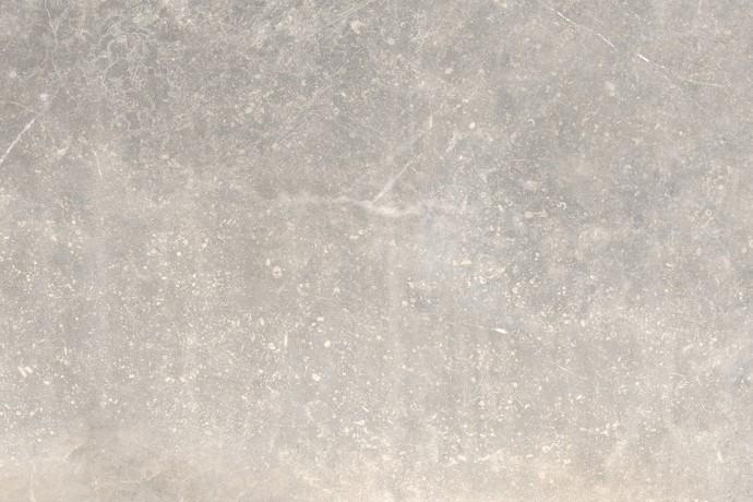Geäderter hellgrauer matter Marmor