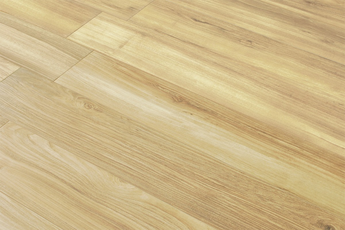 Wood effect floor tiles light teak light teak 20x120 for Carrelage imitation parquet prix