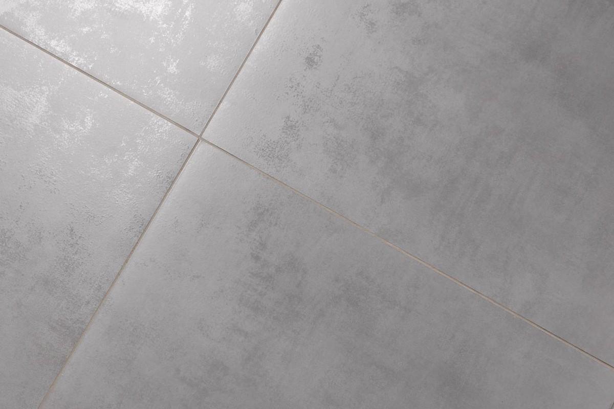 Gres Porcellanato Effetto Moderno Lunare Cenere 60x60