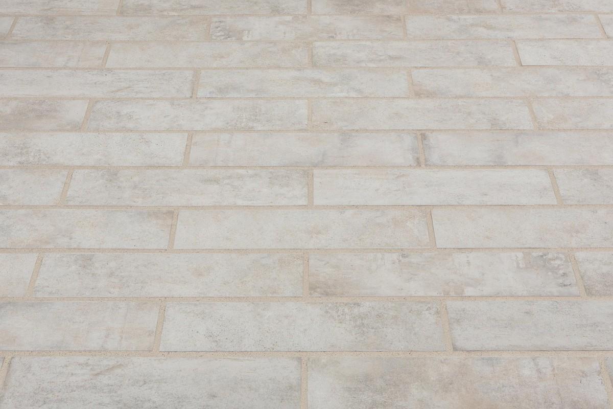 Gres porcellanato rustico manoir beige 12 5x50 ceramiche crz64 - Gres rustico extrusionado ...