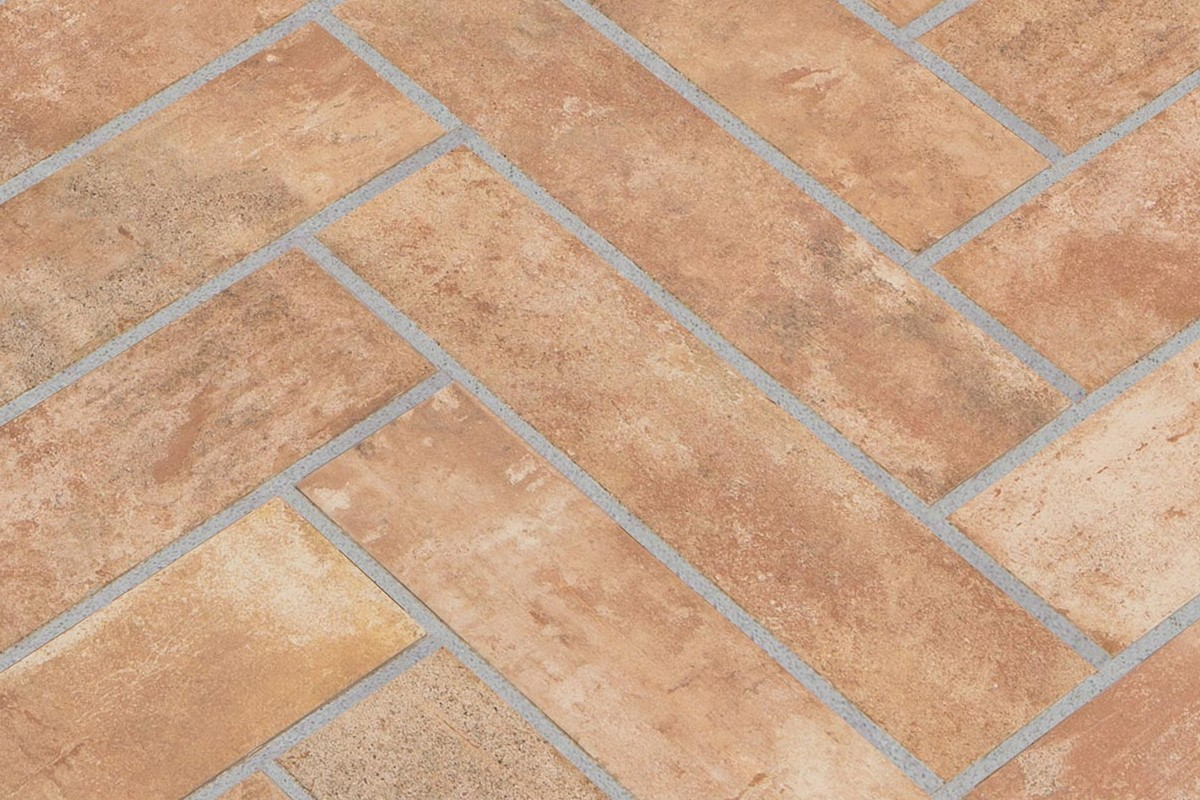 Pavimenti In Cotto A Spina Di Pesce : Rustikal manoir cotto ceramiche crz