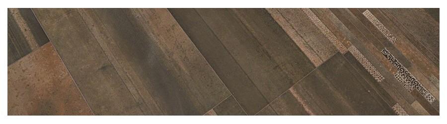 Iron effect tiles