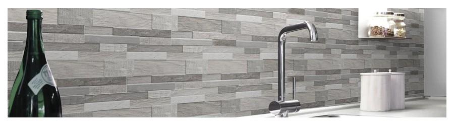 Wall effect tiles